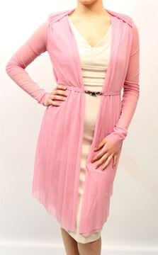 Immagine di CARDIGAN TWIN-SET DONNA P2S32Q ROSA