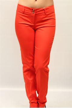 Immagine di PANTALONE LIST DONNA TAKE ARANCIO