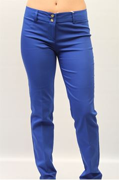 Immagine di PANTALONE LIST DONNA TAKE BLU