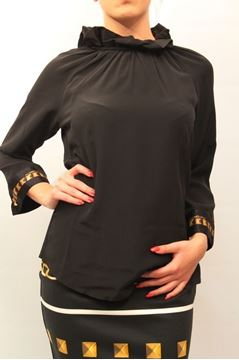 Immagine di CAMICIA TWIN-SET DONNA 12A CD 252 NERO