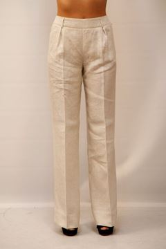 Immagine di PANTALONE TWIN-SET DONNA TS624B ECRU