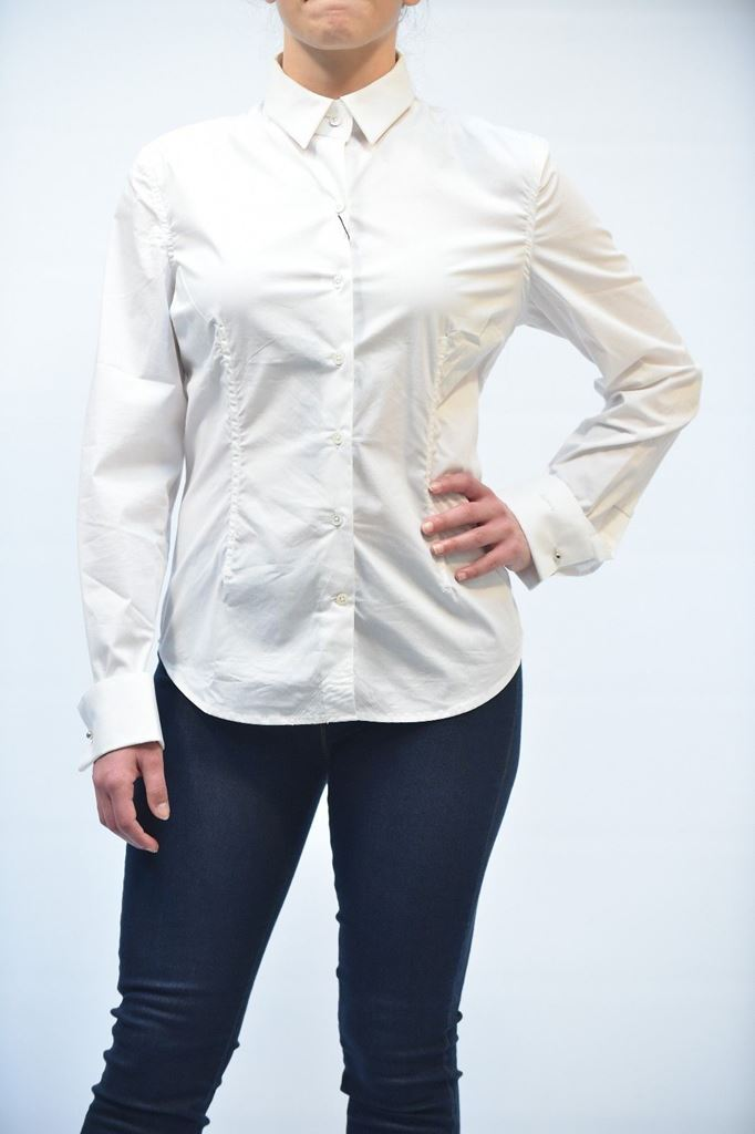 another chance 696fb 465cb CAMICIA PEUTEREY DONNA CIRCLE BIANCO