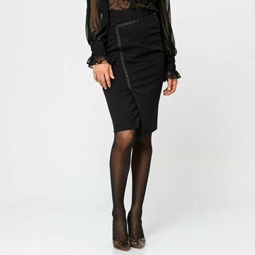 Immagine di GONNA ACCESS FASHION DONNA 6017-164 NERO