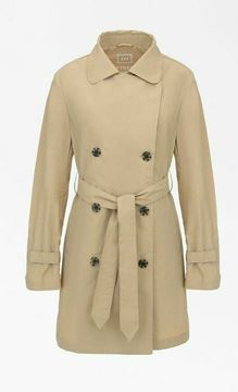 Immagine di TRENCH HETREGO DONNA IVORY BEIGE